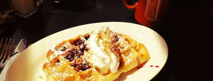 The Sloppy Waffle is one of CT's best kept secrets.