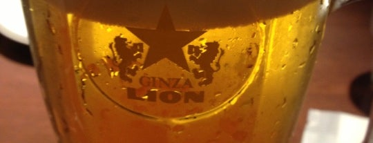 Ginza Lion Beer Hall is one of Tokyo.