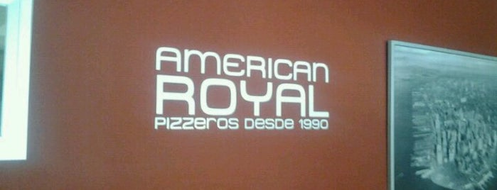 American Royal is one of Locais curtidos por Dani.