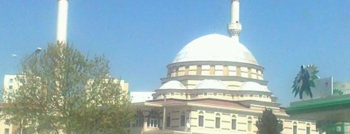 Küçükbakkalköy Merkez Camii is one of Posti che sono piaciuti a F@RUK.