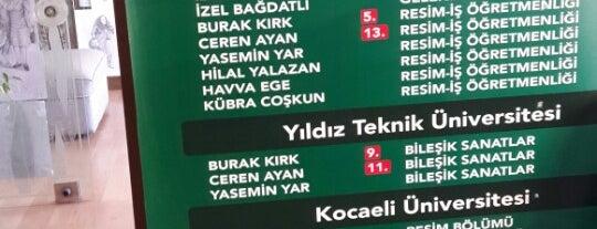 İstanbul Sanat Akademisi is one of Posti che sono piaciuti a F@RUK.