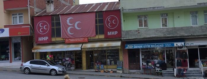 Çamoluk is one of Posti che sono piaciuti a F@RUK.