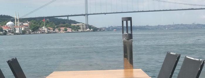 İnci Bosphorus is one of Istanbul.