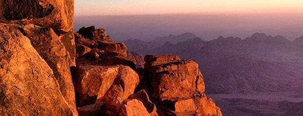 Mount Sinai is one of Top photography spots.