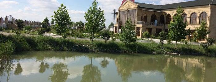 Nicat plaza is one of Ieva'nın Beğendiği Mekanlar.