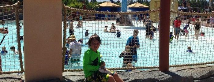 Lion Temple Wave Pool is one of Lugares favoritos de Ryan.