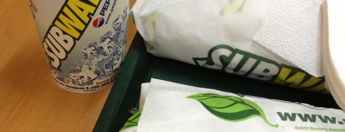 SUBWAY is one of BH Moscow.