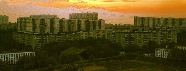Район «Ясенево» is one of Alexander : понравившиеся места.