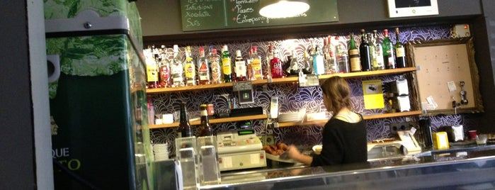 Café Lennon is one of Barcelona.