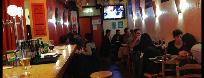 La Terreta is one of Tapeo en Barcelona.