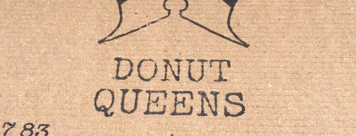 Donut Queens is one of Locais curtidos por Juan Seba$tián.