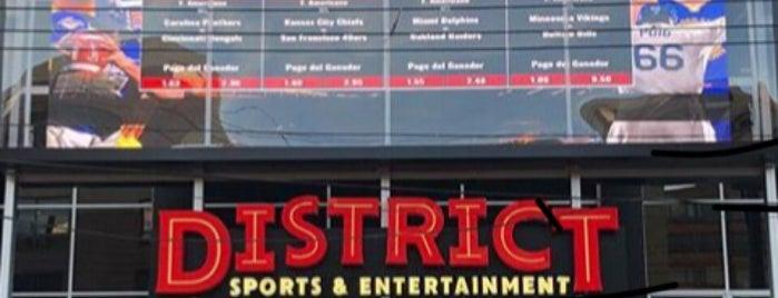 District Sports Bar is one of Locais curtidos por Evandro.