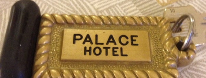 Palace Hotel is one of Hotel e B&B.