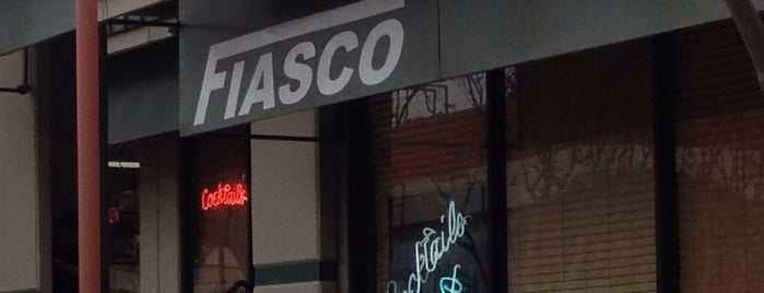 Fiasco Cocktails & Sports Bar is one of Miles List.