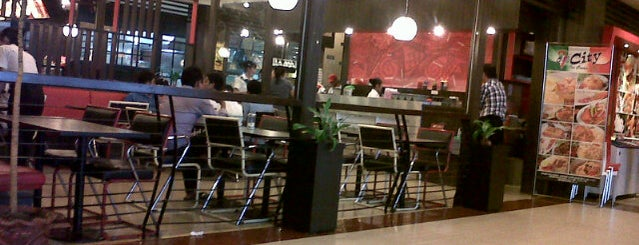 City Ice Cream Cafe is one of Medan culinary spot.