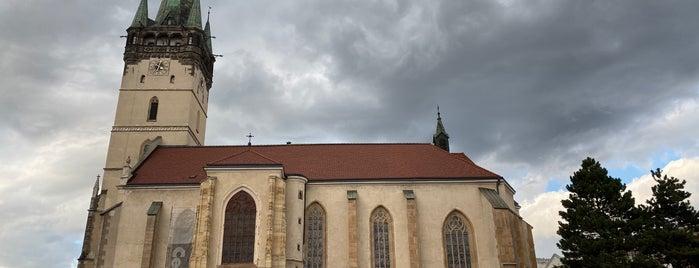 Prešov is one of Tempat yang Disukai Krzysztof.