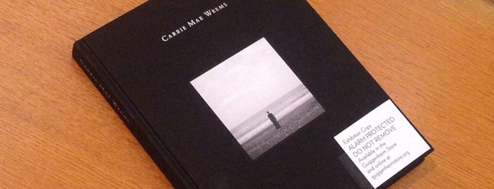 Carrie Mae Weems: Three Decades of Photography and Video is one of Sarah's Liked Places.