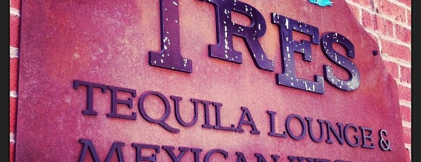 TRES is one of SF Nightlife.