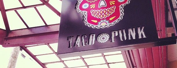 Taco Punk is one of Downtown Lunch Grind.