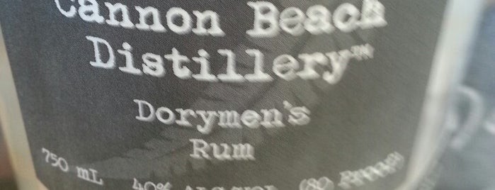Cannon Beach Distillery is one of Oregon.