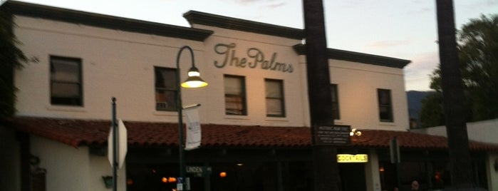 The Palms is one of Restaurantes y Tapas.