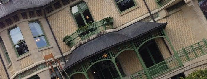 Villa Demoiselle is one of Reims.