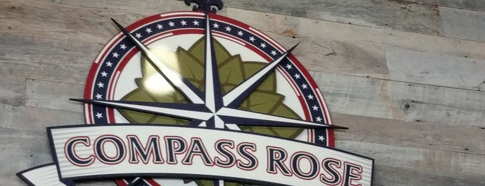 Compass Rose Brewery is one of Breweries or Bust 2.