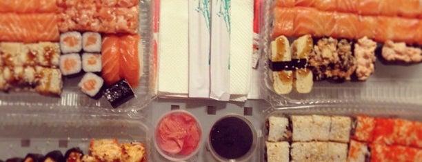 Sushi Кок is one of Кафешечки..