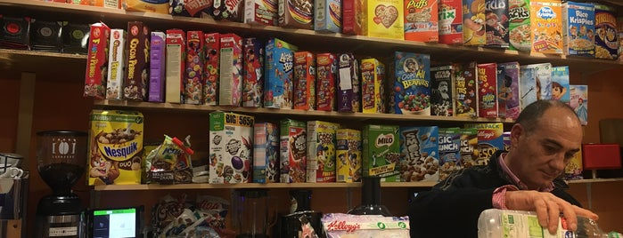 Cereal Talent Cafe is one of No están mal - Madrid.