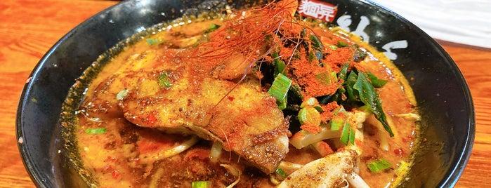 麺昇 神の手 is one of TOKYO-TOYO-CURRY 3.