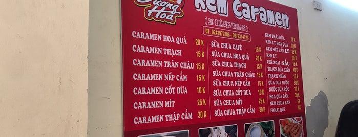 Caramen 29 Hàng Than is one of Ha noi.