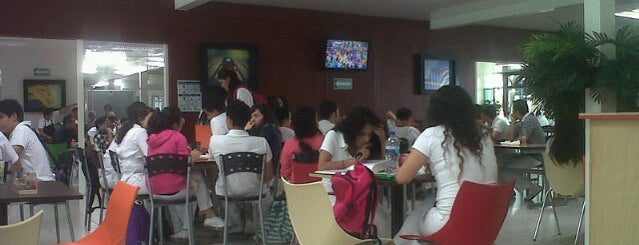 Cafeteria De ICB is one of Lugares favoritos de Cristina.