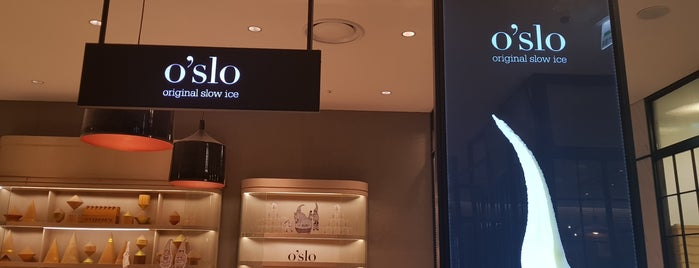 o'slo is one of When in Seoul.