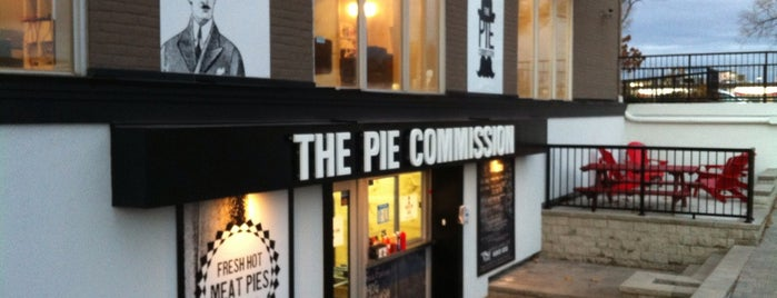 The Pie Commission is one of Bucket.