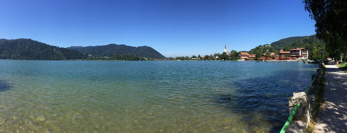 Schliersee is one of In Bayern dahoam.