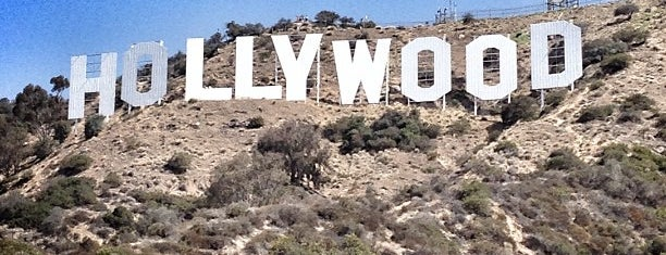 Hollywood Sign is one of #myhints4LosAngeles.