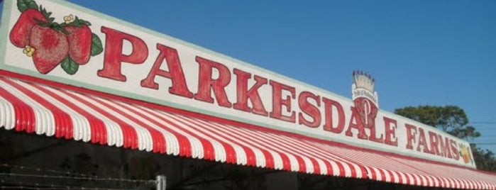 Parkesdale Farm Market is one of Favorite Food.