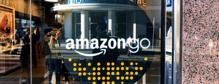 Amazon Go is one of California Trip Plan.