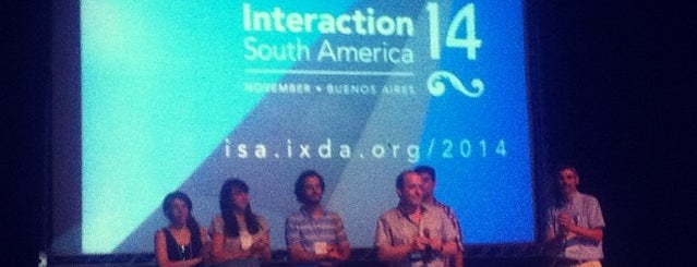 Interaction South America 2013 is one of Filipeさんのお気に入りスポット.