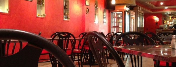Caffe Pompei is one of Lunch.