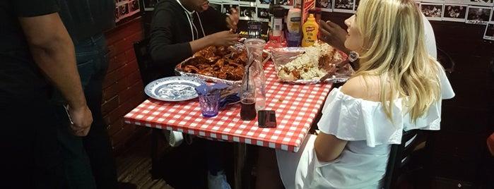 Man v Food is one of لندن.