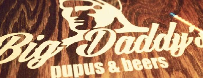 Big Daddy's Pupus And Beer is one of Adam'ın Kaydettiği Mekanlar.