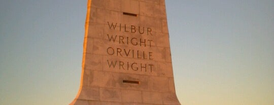 Wright Brothers National Memorial is one of National Recreation Areas.