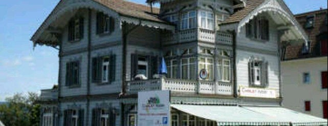 Restaurant Chalet India is one of Horgen.
