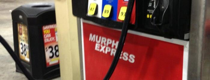 Murphy Express is one of Sandra : понравившиеся места.