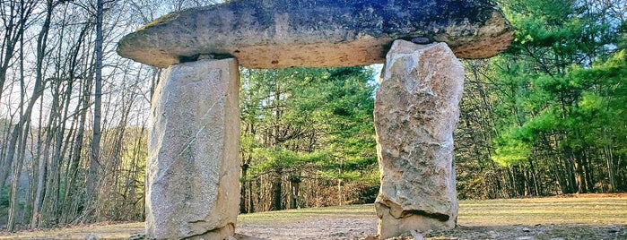 Columcille Megalith Park is one of Poconos.
