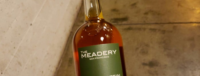 The Meadery San Francisco is one of Zach: сохраненные места.