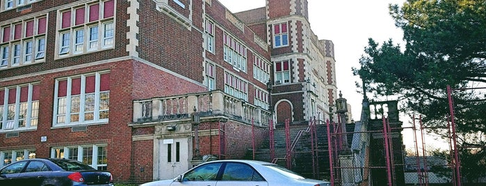 Northwest Pennsylvania Collegiate Academy is one of Trail of Shared Heritage.