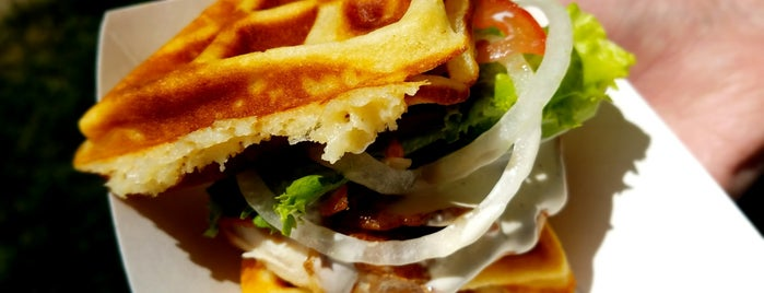 Food Trucks and Street Foods NWPA