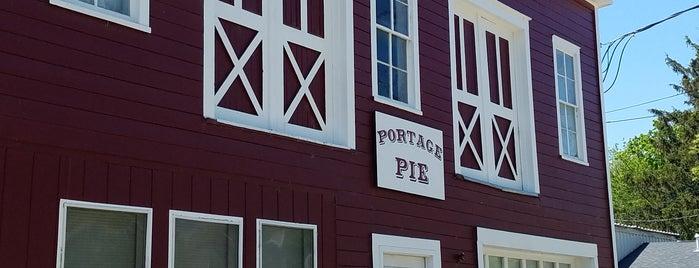 Portage Pie is one of Snacks & shizz.